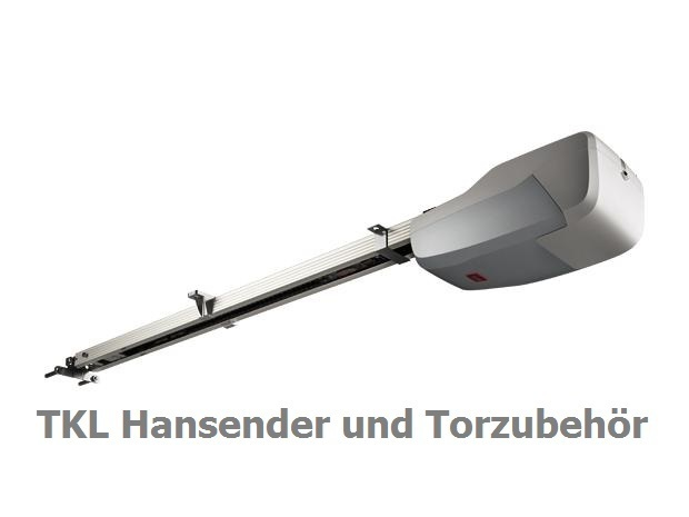 BFT Garagentorantrieb FAUNUS BT 600 komplettset mit 2 Handsender und Schiene